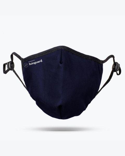 Schutzmaske Livinguard pro Mask, blau, L