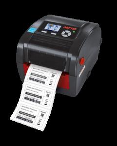 Meto PrintHybrid, imprimante transfert thermique et thermique directe