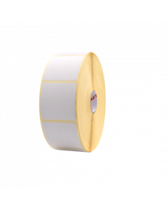 Etiquettes Meto, thermique directe ECO, 40x24 mm, blanc