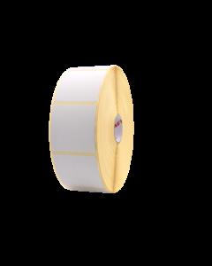 Etiquettes Meto, thermique directe ECO, 40x40 mm, blanc