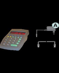 Zusatzpaket, Bedienkonsole K900 EU mit Netzkabel