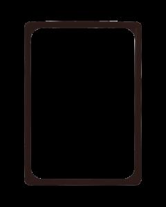 Kunststoff-Plakatrahmen DIN A6, schwarz