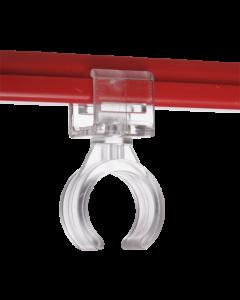 Rahmenrohrhalter drehbar