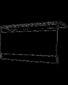 Regalpreisleisten Einsteckprofil ACC AF 75, 74 x 105 mm