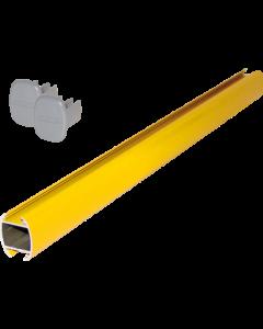 System-Abhängerohr 200 cm, gelb