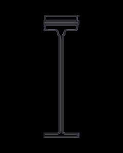 Heftfäden Standard für Heftpistole Stark und Standard, 50 mm, natur