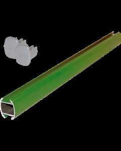 System-Abhängerohr 200 cm, grün