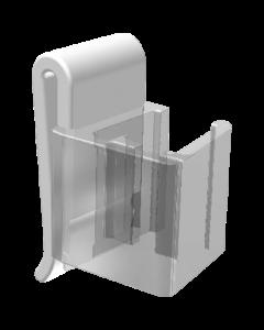 Rahmenclip zweiteilig
