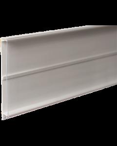 PromoSign Halteleiste geschlossen, 100 cm weiß