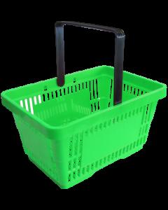 Einkaufskorb, grün