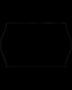 Etiquettes, 26x16 mm, blanches, congélation