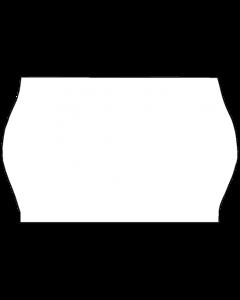 Etiquettes, 26 x 16 mm, blanches, permanent