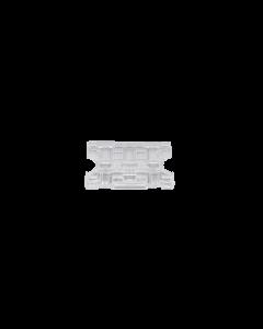 Karten Adapter SOLU-PRO für Kartenformat CR80, transparent
