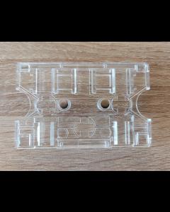 Karten Adapter SOLU-PRO mit Magnet, transparent