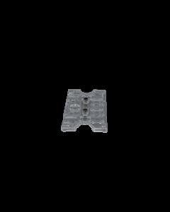 Karten Adapter mit Magnet, transparent