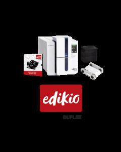 Imprimantes Evolis Edikio Duplex - Kit de démarrage