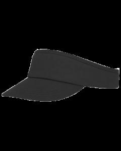 POS-T Visor, casquette bandeau, noir