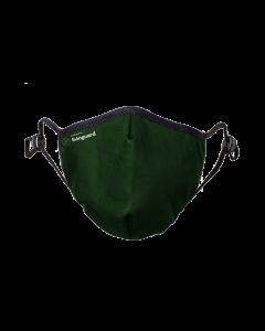 Schutzmaske Livinguard pro Mask, grün, M