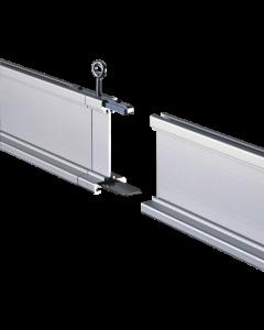 Verbinder für Aluminium-Abhängeschiene
