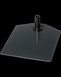 Metall-Bodenplatte, standard