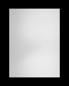 Transparente Schutzhülle für Kunststoff-Plakatrahmen DIN A6
