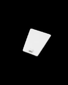 Base pour bras de fixation blanche