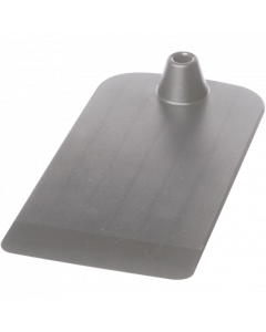Kunststoff-Bodenplatte, hellgrau