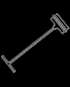 Heftfäden TagPin, standard, PP, 65 mm