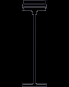 Heftfäden TagPin, fein, PP, 35 mm