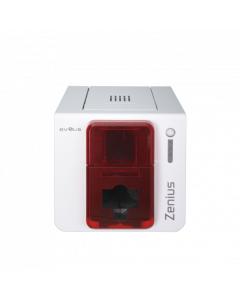 Imrimantes Evolis Zenius Classic red - Kit de démarrage