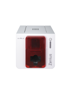 Imprimantes Evolis Zenius Classic red Ethernet - Kit de démarrage