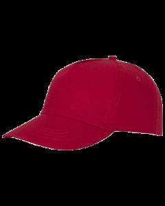 POS-T CapMask, Schirmmütze rot