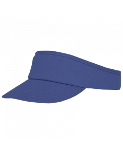 POS-T Visor, Stirnband blau