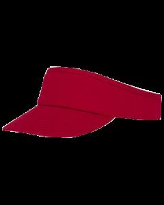 POS-T Visor, Stirnband rot